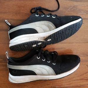 Puma sneakers size 2
